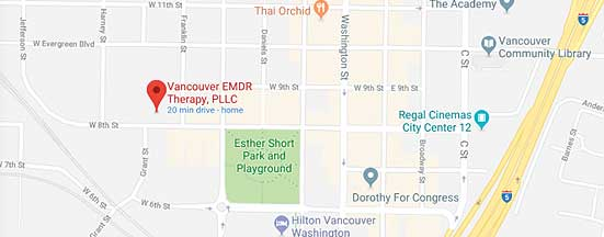 Vancouver-EMDR Therapy Location