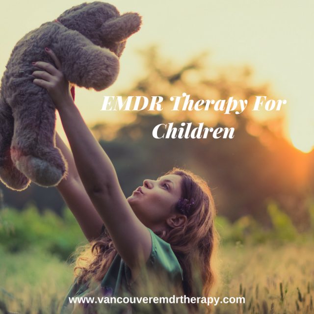 EMDR Therapy For Children