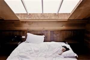 sleep routines for trauma